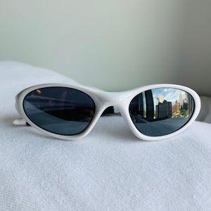 Oakley Minute 1.0 Pearl & Black Iridium Sunglasses